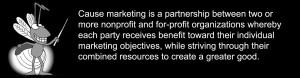 6. Cause marketing Definition